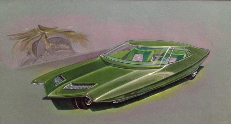 Prototype, maquette et exercice de style - concept car & style - Page 2 19752211