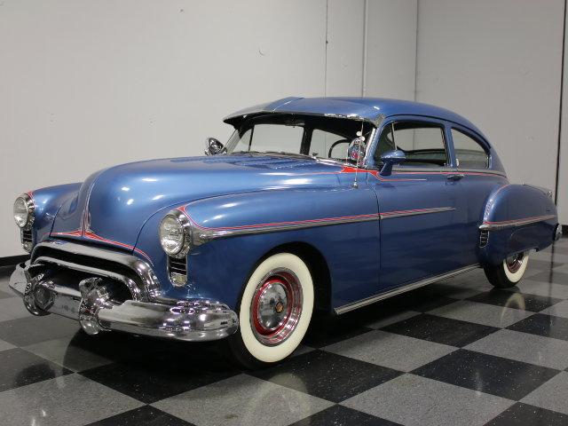 Oldsmobile 1948 - 1954 custom & mild custom - Page 5 24847910