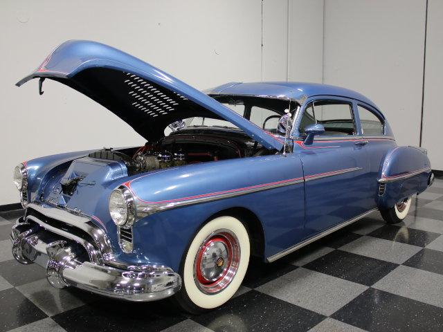 Oldsmobile 1948 - 1954 custom & mild custom - Page 5 24849710