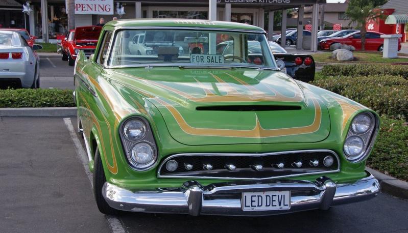 Chrysler & DeSoto 1955 - 1956 custom & mild custom 284
