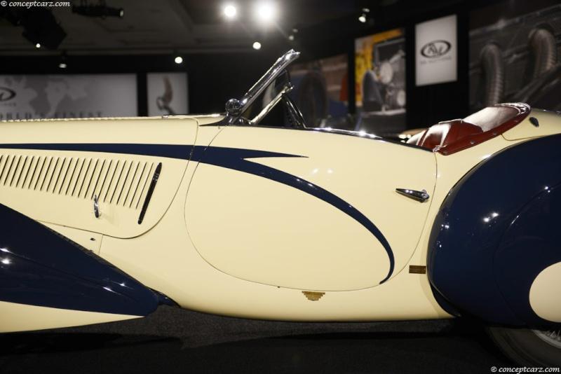 1937 Delahaye Figoni et Falaschi Torpedo Cabriolet 37-del10