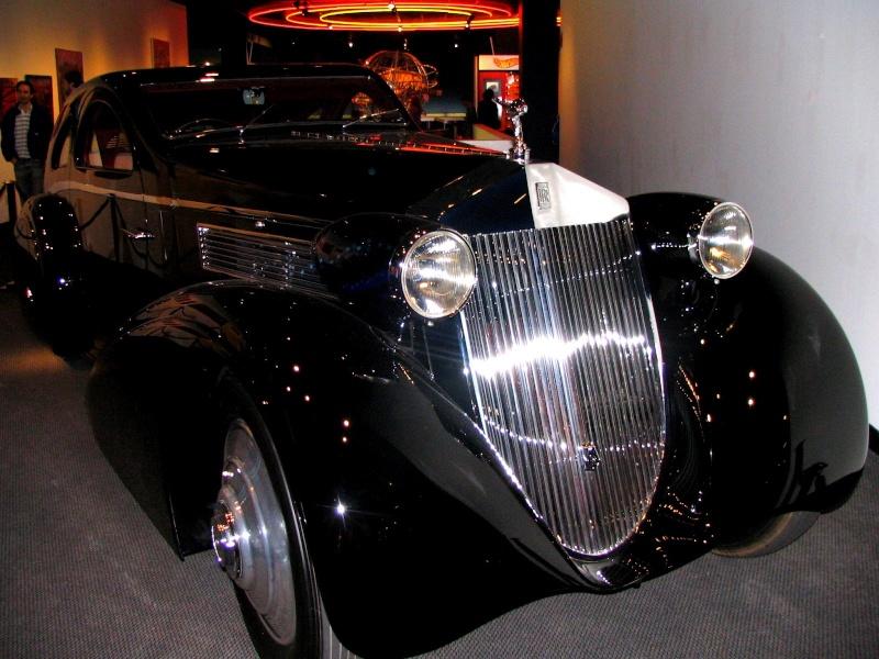 Rolls Royce Phantom I Aerodynamic Coupe by Jonckheere - 1924 37039610