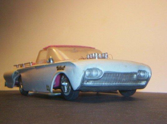 Vintage built automobile model kit survivor - Hot rod et Custom car maquettes montées anciennes 40705210