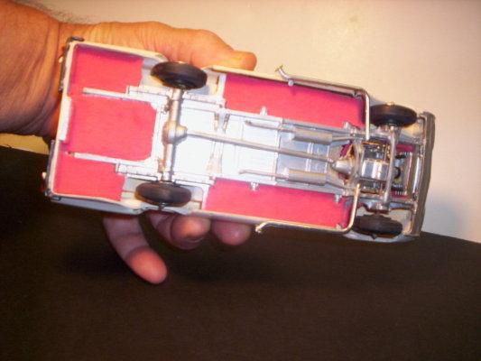 Vintage built automobile model kit survivor - Hot rod et Custom car maquettes montées anciennes 40705214