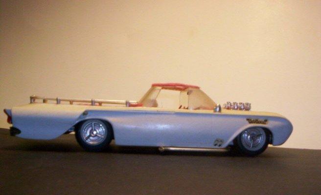 Vintage built automobile model kit survivor - Hot rod et Custom car maquettes montées anciennes 40705216