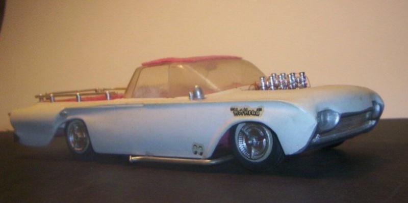 Vintage built automobile model kit survivor - Hot rod et Custom car maquettes montées anciennes 40705217