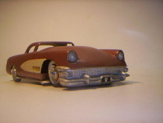 Vintage built automobile model kit survivor - Hot rod et Custom car maquettes montées anciennes 40706210