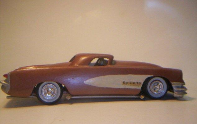 Vintage built automobile model kit survivor - Hot rod et Custom car maquettes montées anciennes 40706211