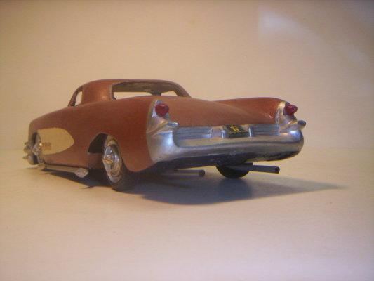 Vintage built automobile model kit survivor - Hot rod et Custom car maquettes montées anciennes 40706212