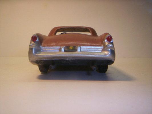 Vintage built automobile model kit survivor - Hot rod et Custom car maquettes montées anciennes 40706213