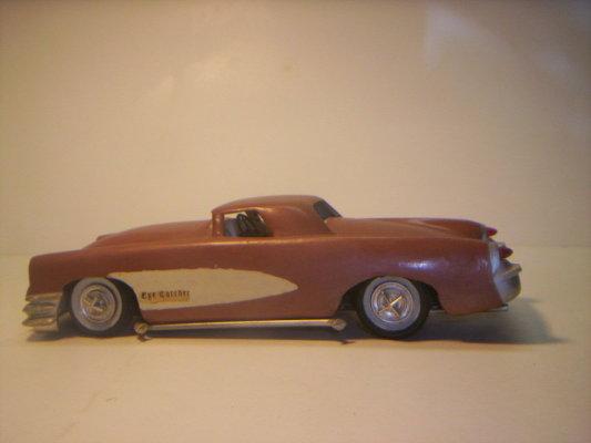 Vintage built automobile model kit survivor - Hot rod et Custom car maquettes montées anciennes 40706215