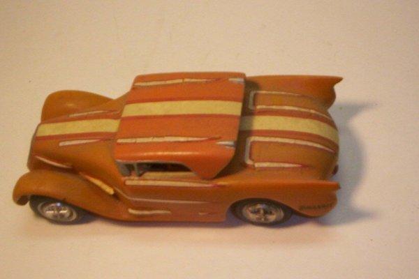 Vintage built automobile model kit survivor - Hot rod et Custom car maquettes montées anciennes 40706217