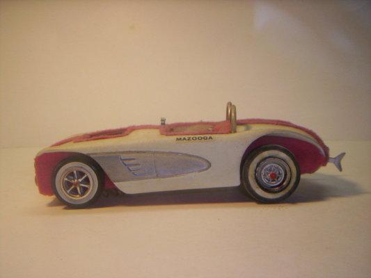 Vintage built automobile model kit survivor - Hot rod et Custom car maquettes montées anciennes 40706610