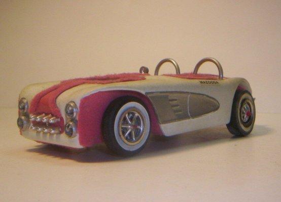 Vintage built automobile model kit survivor - Hot rod et Custom car maquettes montées anciennes 40706612