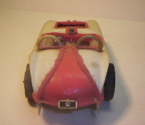 Vintage built automobile model kit survivor - Hot rod et Custom car maquettes montées anciennes 40706613