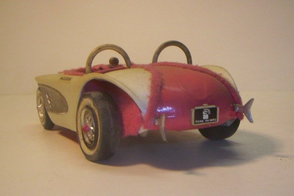 Vintage built automobile model kit survivor - Hot rod et Custom car maquettes montées anciennes 40706614