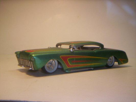 Vintage built automobile model kit survivor - Hot rod et Custom car maquettes montées anciennes - Page 2 40706615