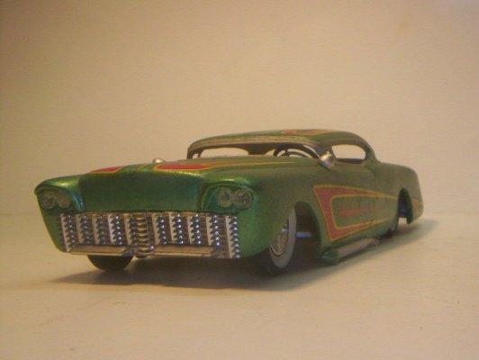 Vintage built automobile model kit survivor - Hot rod et Custom car maquettes montées anciennes - Page 2 40706619