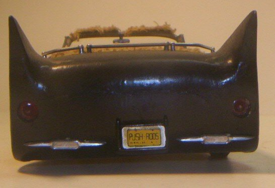 Vintage built automobile model kit survivor - Hot rod et Custom car maquettes montées anciennes - Page 2 40706624