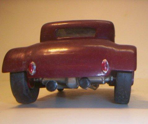 Vintage built automobile model kit survivor - Hot rod et Custom car maquettes montées anciennes - Page 2 40706632
