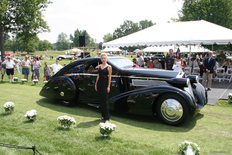 Rolls Royce Phantom I Aerodynamic Coupe by Jonckheere - 1924 40766810