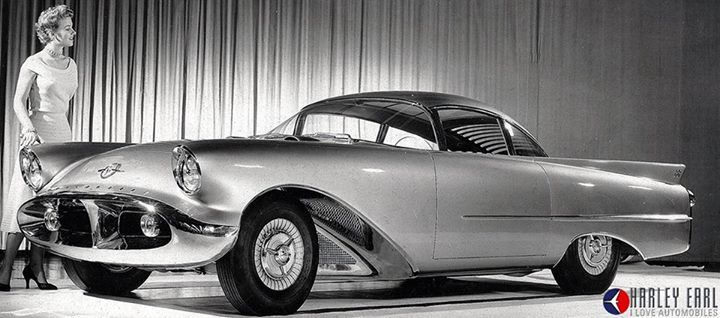 Oldsmobile Cutlass Experimental Car, 1954 449be810