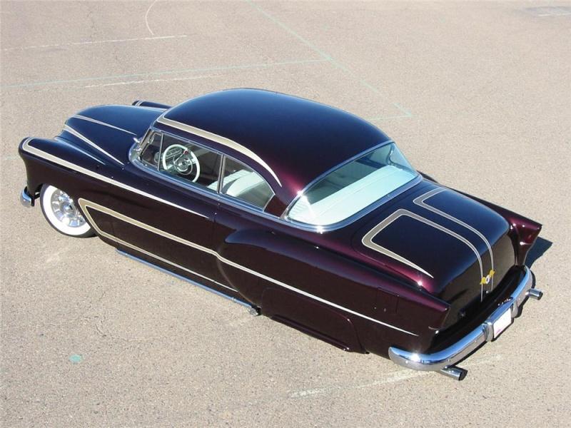 Chevy 1953 - 1954 custom & mild custom galerie - Page 9 45109_12
