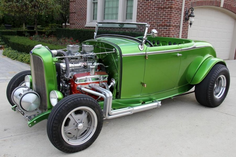 1932 Ford hot rod - Page 10 47363120