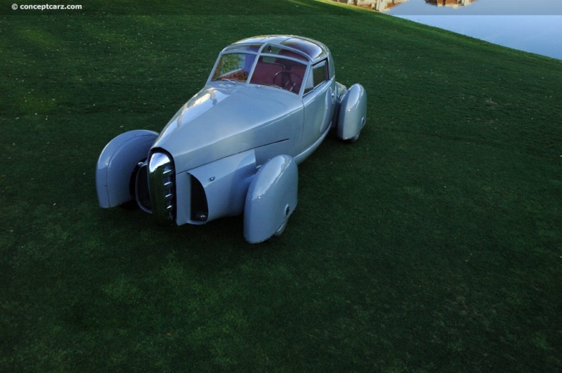 Tasco Prototype by Gordon Buehrig (1948) 48-tas10