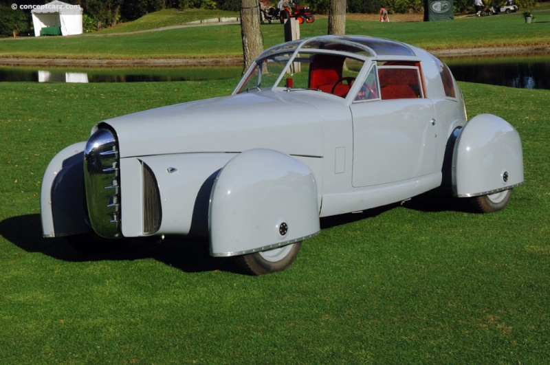 Tasco Prototype by Gordon Buehrig (1948) 48-tas13