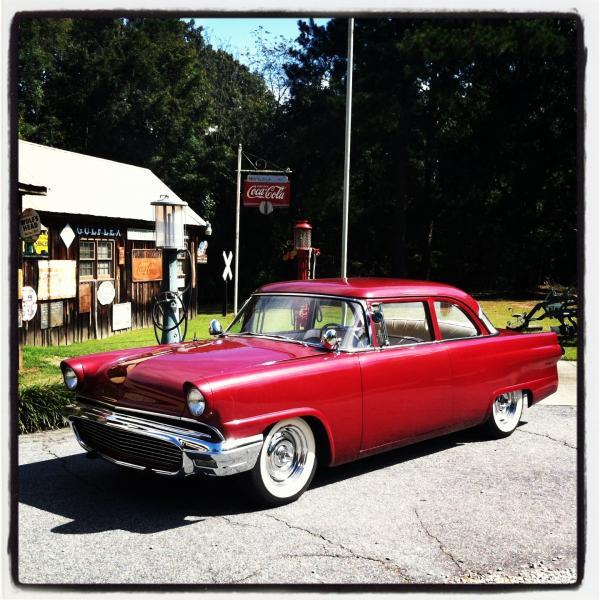 Ford 1955 - 1956 custom & mild custom - Page 4 48801910