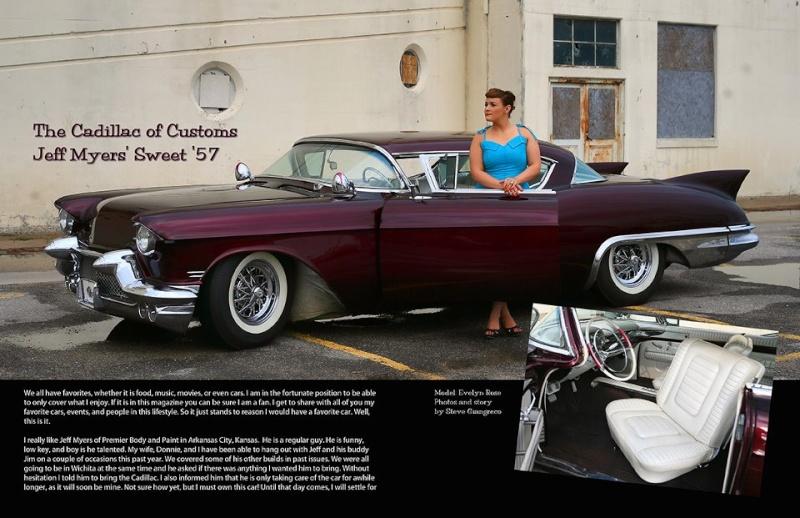 Cadillac 1957 & 1958  custom & mild custom - Page 2 54423910