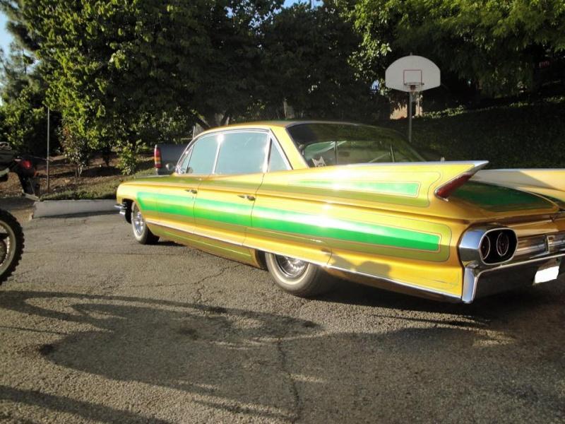 Cadillac 1961 - 1968 Custom & mild custom - Page 3 55155410