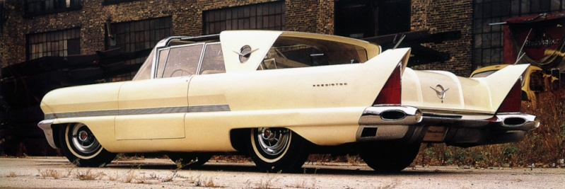 1956 - 57 Packard Predictor Concept Car 56pack10