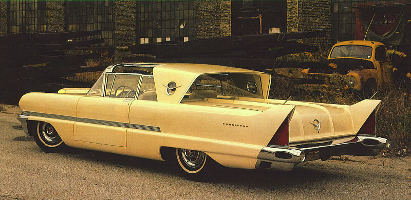 1956 - 57 Packard Predictor Concept Car 56pack11