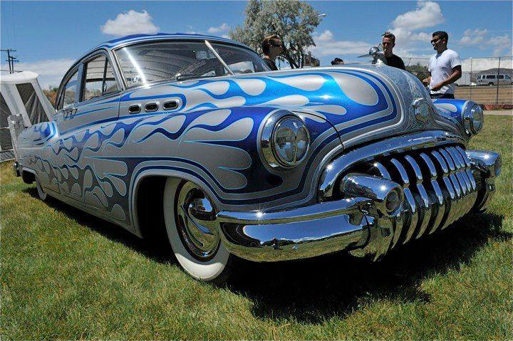 1950 Buick -Bo Huff -  58060710