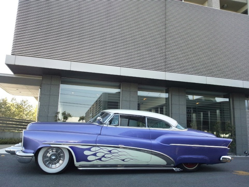 Buick 1950 -  1954 custom and mild custom galerie - Page 6 59892010