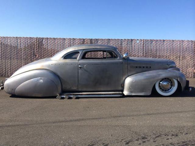 Oldsmobile 1930's - 1940's custom & mild custom 5rcx0310
