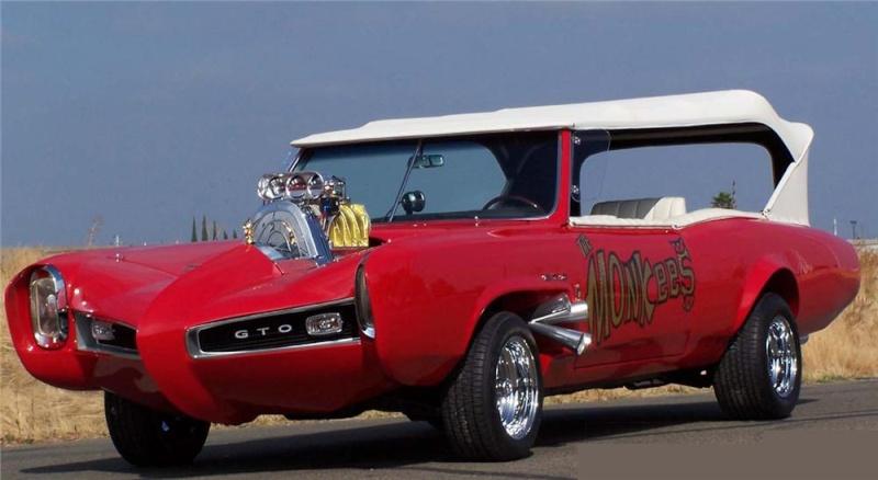 """1966 PONTIAC GTO """"MONKEEMOBILE"""" 61181_10"""