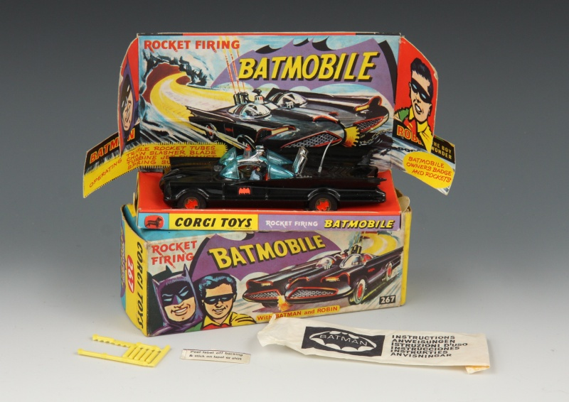 Batmobiles 7110