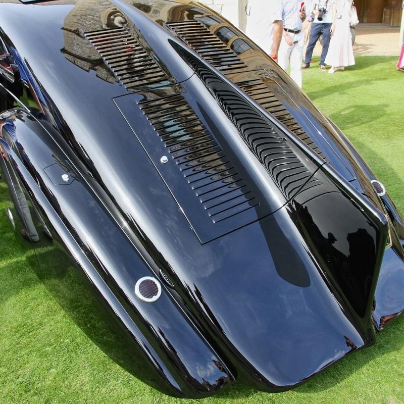 Rolls Royce Phantom I Aerodynamic Coupe by Jonckheere - 1924 79639410