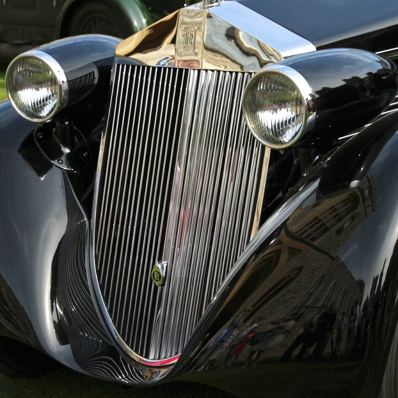 Rolls Royce Phantom I Aerodynamic Coupe by Jonckheere - 1924 79639610