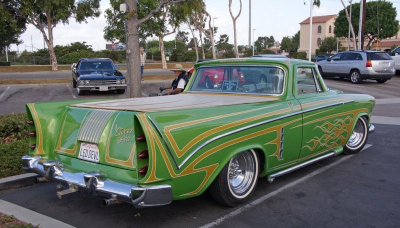 Chrysler & DeSoto 1955 - 1956 custom & mild custom 810
