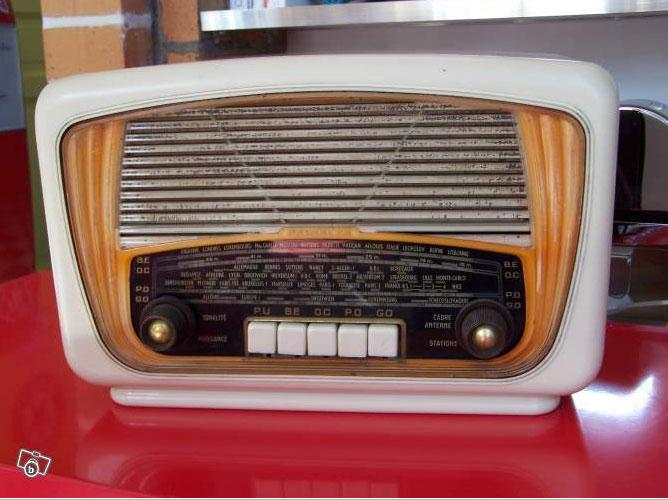 Radialva Super But 58 - 1958 813