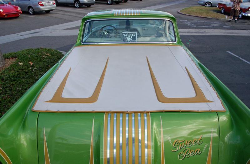 Chrysler & DeSoto 1955 - 1956 custom & mild custom 910