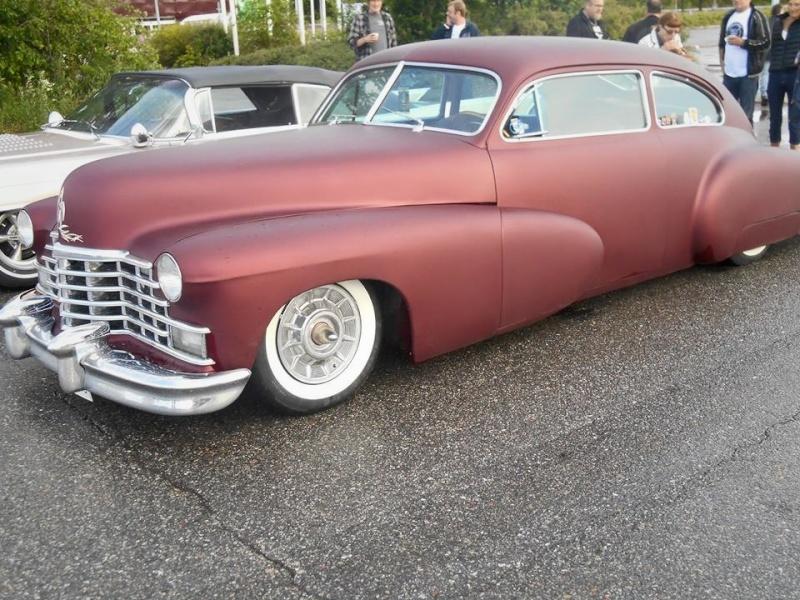 Cadillac 1941 - 47 custom & mild custom 93604911
