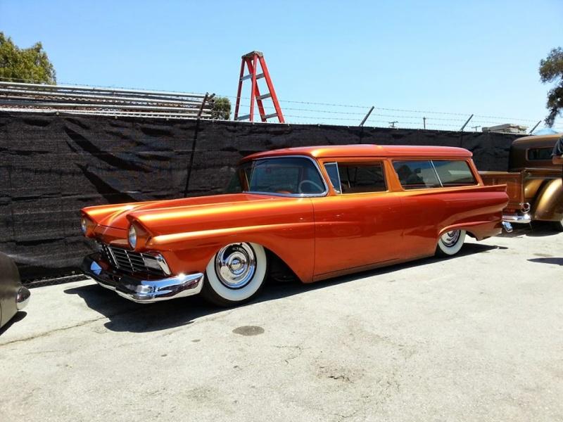 Ford 1957 & 1958 custom & mild custom  - Page 5 98384310