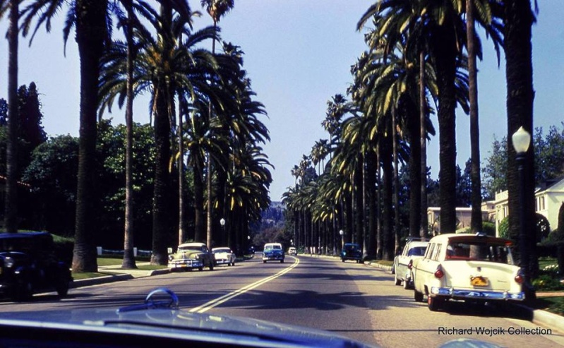 Rues fifties et sixties avec autos - 1950's & 1960's streets with cars - Page 4 98384810