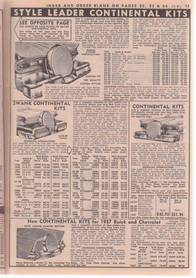 Les Incontournables accessoires pour nos anciennes - hot rod, custom and classic accessories and parts - Page 4 98425610