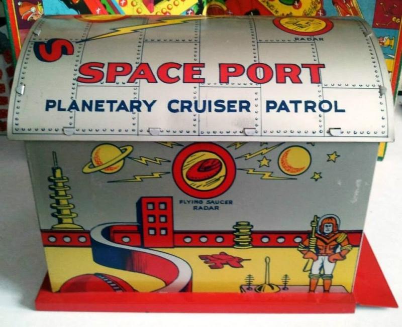 Jouets Spaciaux - Sci-Fi Toys 99445910